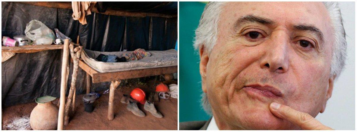 """A Pastoral Operária Nacional emitiu nota dizendo que se manifesta, """"neste 1º de Maio, unida ao clamor das trabalhadoras e trabalhadores do Brasil, por direitos que, atualmente, estão sendo extintos""""; """"Após mais de um século de conquistas, nos deparamos, hoje, com reformas trabalhistas que nos remetem a condições semelhantes ao tempo da escravidão. A classe trabalhadora sofre o impacto negativo dessas reformas impostas pelo governo Temer e por grandes empresários"""""""
