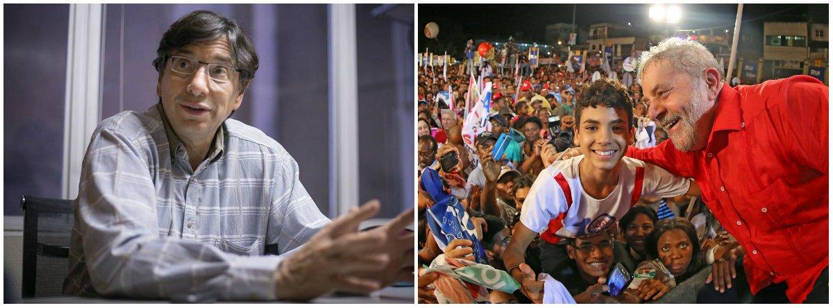 """""""A urgente e agressiva prisão do ex-presidente Lula não deixa de refletir o desespero do condomínio golpista em impedir a vitória eleitoral neste ano das forças derrotadas em 2016. Mas isso não parece evitar o desastre dos defensores do neoliberalismo no Brasil, caso a via democrática não seja interrompida, mais uma vez. Próximos passos virão"""", diz o economista Marcio Pochamnn na RBA"""
