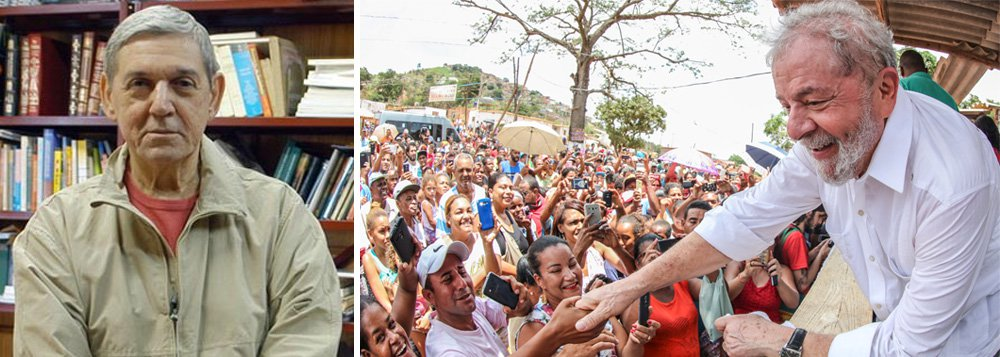 """""""Faz-se eleição porque não há nada mais indicado para substituir pacificamente os governantes"""" escreve, em seu blog, o cientista político Wanderley Guilherme dos Santos""""; """"A reflexão mais acurada sobre esse """"fuzzy set"""", esse conjunto nebuloso de razões, tem sido a de Luiz Inácio Lula da Silva quando em todas as suas campanhas adverte o eleitorado de que não votar significa conceder a outrem o direito da escolha eleitoral. Não votar implica, automaticamente, desistir de, com seu voto, neutralizar um voto contrário. Em outras palavras, favorece o adversário"""", afirma"""