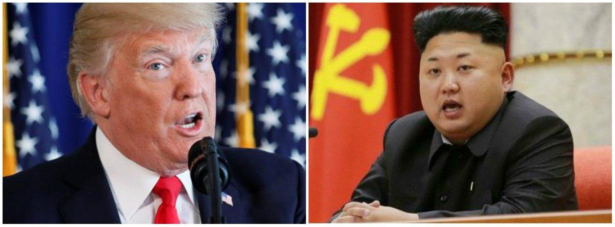 Antes de rever as sanções impostas contra a Coreia do Norte, o presidente dos Estados Unidos, Donald Trump, pretende que Pyongyang destrua todos os seus mísseis balísticos e nucleares; a informação foi confirmada pelo assessor de segurança nacional dos Estados Unidos John Bolton