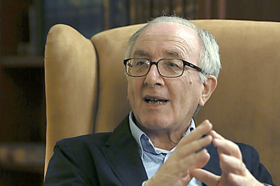 Jurista italiano Luigi Ferrajoli