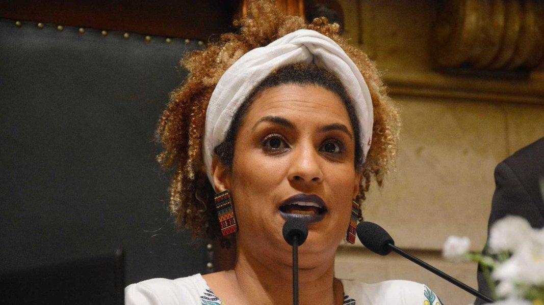 """Relatores da ONU afirmaram que consideram alarmante o assassinato da vereadora do Rio Marielle Franco (Psol), que também era ativista dos direitos humanos; """"O assassinato de Marielle é alarmante, já que ele tem o objetivo de intimidar todos aqueles que lutam por direitos humanos e pelo Estado de direito no Brasil"""", disseram os relatores em comunicado conjunto; segundo o relatores, a execução de Marielle é um sintoma assustador dos atuais níveis de violência no País"""