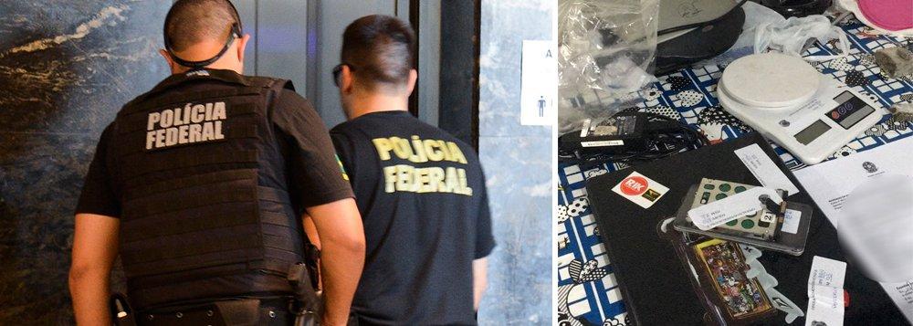 A Polícia Federal está realizando mais uma etapa da Operação #Underground, que combate à pornografia infantil; nesta segunda fase, desenvolvida após a prisão de 21 pessoas em 2017, são cumpridos 11 mandados de busca e apreensão e 10 de prisão preventiva em São Paulo, Minas, Rio, Goiás, Pernambuco, Maranhão e Acre