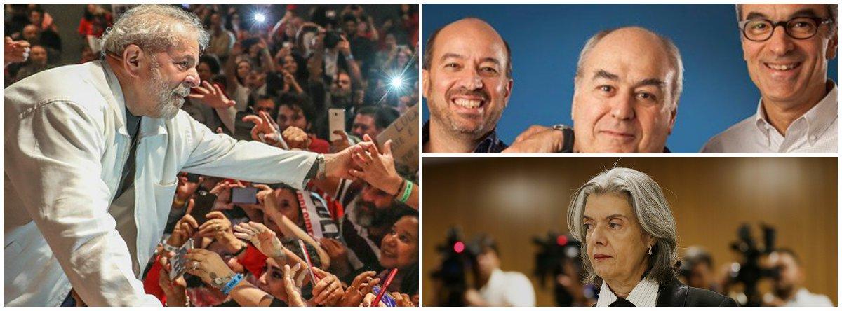 """Por que a Justiça não quer que Lula volte a ser Presidente?, questiona o colunista Ribamar Fonseca; """"A resposta também é simples: porque os americanos e a Globo não querem. Por que? Os americanos porque sabem que com Lula no poder não conseguirão mais saquear o Brasil, como estão fazendo desde que Temer assumiu o governo; e a Globo porque sabe que com Lula no Planalto terá sua sobrevivência em .perigo, já que desta vez, se voltar ao governo, ele fará o que deveria ter feito desde o seu primeiro mandato: a regulação da mídia"""""""