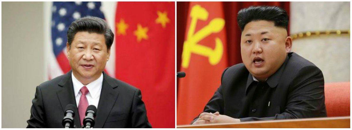 A escolha da China por parte domáximo dirigente coreano, Kim Jong Unnão foi mero acaso. Esta visita tem o objetivo de melhorar as relações bilaterais entre os dois países comunistas que, desde a escalada de testes por parte da RPDC, vinha se deteriorando em um ritmo alarmante. Este encontro trouxePequim para o epicentro da questão nuclear na península coreana, contrariando analistas