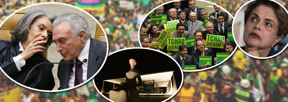 """""""O bombardeio das forças neoliberais conservadoras, no assalto que derrubou a presidenta Dilma e o PT do governo, fez do Brasil um país em escombros fumegantes"""", diz o colunista do 247, Laurez Cerqueira; ao mesmo tempo, """"magnatas nacionais e estrangeiros encastelados em torres de vidro intactas, fumando seus charutos, fazem grandes negócios com a ajuda de gerentes nativos de interesses externos, protegidos e sustentados pelo sistema judiciário, policial-militar, e pela mídia oligárquica"""", ressalta; para ele, """"a demolição avança sobre a Constituição e as leis (...) com a subtração de direitos, destruição da rede de proteção e inclusão social, na entrega das riquezas do país como petróleo e gás, geração de energia, minérios, terras e água, e na violação de garantias constitucionais"""""""