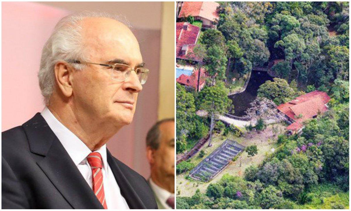 O advogado Roberto Teixeira, da equipe de defesa do ex-presidente Lula, enviou um ofício a Sérgio Moro para que ele envie o caso do sítio de Atibaia para a justiça de São Paulo, obedecendo a decisão do Supremo Tribunal Federal