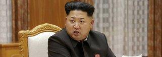 Líder da Coreia do Norte, Kim Jong Un. 21/08/2015 REUTERS/KCNA