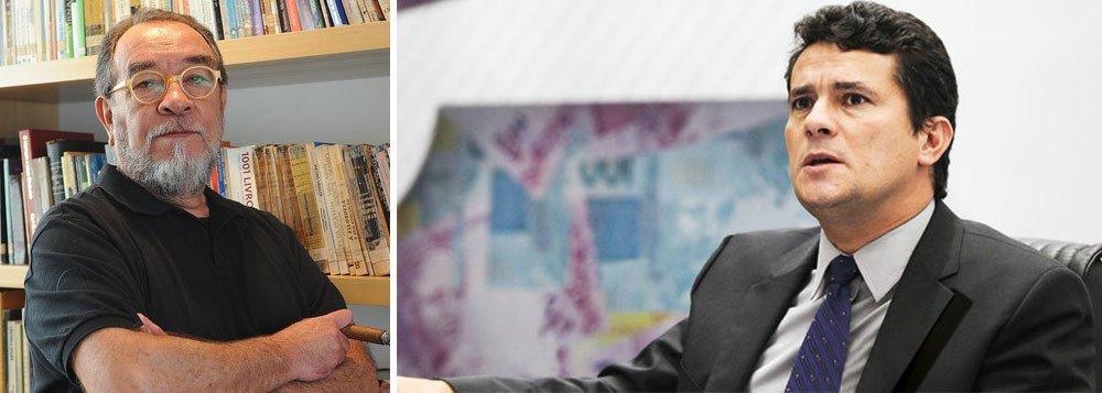 """Durante depoimento como testemunha de Lula na ação na ação sobre o sítio de Atibaia, o jornalista e escritor Fernando Morais reagiu a reprimenda do juiz Sérgio Moro; Fernando Morais contou ter ouvido de Bono Vox, cantor do U2, que Lula é uma espécie de Nelson Mandela, pois tem o poder de unir todas as raças; """"Aqui não é lugar para propaganda"""", disse Moro; """"Não faço propaganda, faço jornalismo dos meus biografados"""", rebateu, indignado, Morais"""