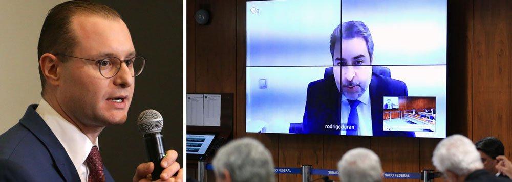 A defesa do ex-presidente Luiz Inácio Lula da Silva ingressou com um recurso ordinário pedido em habeas corpus junto ao Superior Tribunal de Justiça (STJ) visando a tomada de depoimento do ex-advogado da empreiteira Odebrecht Rodrigo Tacla Duran; Duran foi ouvido na CPMI da JBS, onde afirmou ter procurado o também advogado Carlos Zucolotto Júnior, que na época era sócio da esposa de Sérgio Moro, que teria pedido US$ 5 milhões para reduzir o valor da indenização a ser paga por ocasião do fechamento do acordo de delação premiada