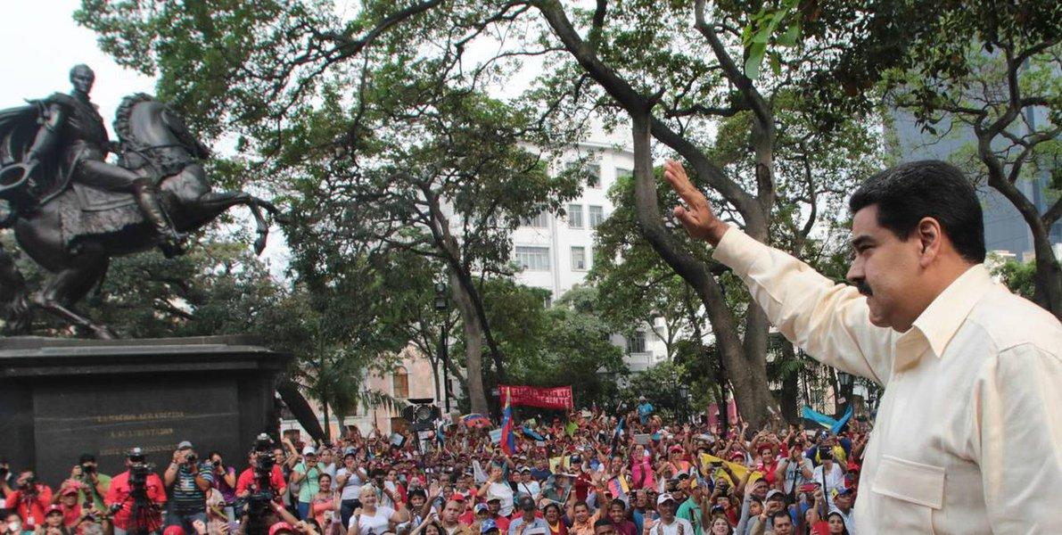 Na passagem do aniversário do Grito da Independência em Caracas, o líder venezuelano voltou a demonstrar decisão de enfrentar as ameaças dos EUA