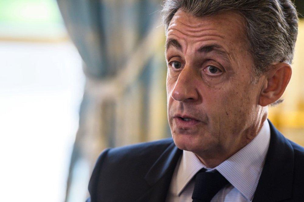 Presidente francês, Nicolas Sarkozy 06/11/2017 REUTERS/Christophe Petit-Tesson