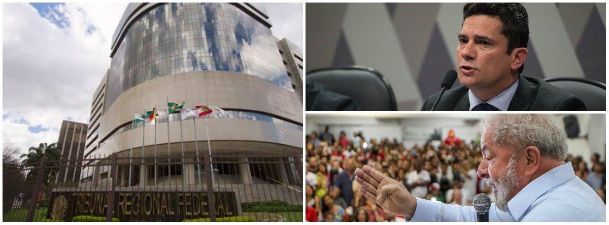 O TRF4 decidiu negar seguimento aos recursos especial e extraordinário requeridos pela defesa do ex-presidente Lula em exceção de suspeição interposta contra o juiz Sérgio Moro no processo que averígua a propriedade do Sítio de Atibaia; a defesa alega que o juiz da 13ª Vara Federal de Curitiba seria suspeito por ter realizado buscas e apreensões na residência e no escritório de Lula e sua família sem base legal, bem como determinado a condução coercitiva deste em março de 2016 sem prévia intimação