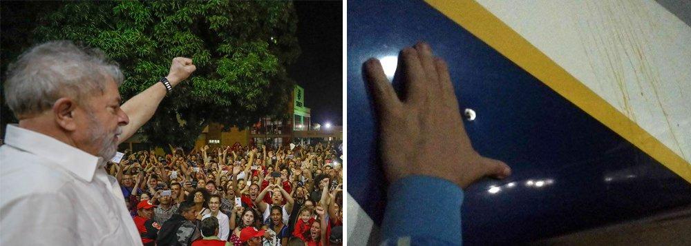 """O colunista do 247 Marcelo Zero destaca que """"os tiros contra a caravana de Lula, embora chocantes, não surpreendem"""" uma vez que este é apenas mais um episódio de """"um longo processo político que resultou na """"fascistização"""" do país. Um processo que tornou """"natural"""" agressões políticas, jurídicas, midiáticas e, agora, físicas contra o PT e a esquerda em geral"""", di;, segundo ele, os discursos de incentivo ao ódio e a maneira como a grande mídia vem tratando o atentado visam """"inverter a narrativa factual e apresentar o PT como o grande responsável pela violência. Assim, a vítima se transforma em agressor e os terroristas são apresentados, subliminarmente, como gente que está apenas se defendendo. Goebbels fez escola no Brasil"""", afirma o articulista"""