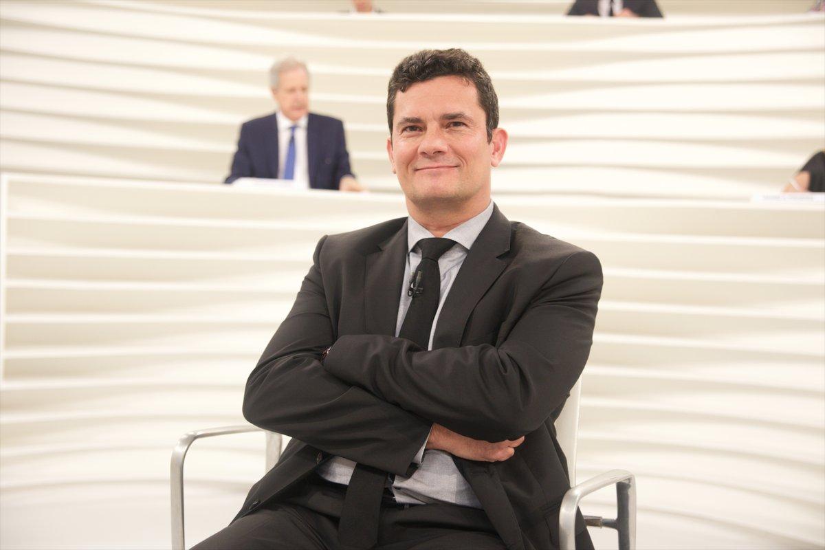 Sérgio Moro no Roda Viva
