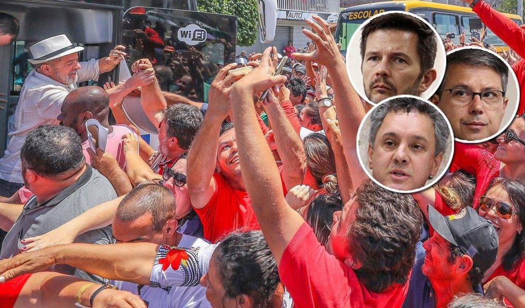 Caso o Tribunal Regional Federal da 4ª Região (TRF-4) rejeite, como esperado, os embargos de declaração apresentados pela defesa de Lula, os três desembargadores do TRF-4 devem conceder à defesa o direito de apresentar um último recurso; isso deve levar a conclusão do caso possivelmente para o final de abril