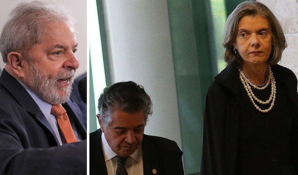 A Rede Globo, laranja de Tio Sam em Terra Brazilis, desde o golpe militar de 1964, faz de tudo para evitar que a Constituição seja obedecida pelos ministros do Supremo Tribunal Federal, para acelerar a prisão de Lula e inviabilizar de vez sua candidatura à eleição em outubro