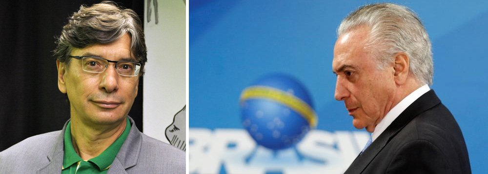 """Em artigo para a RBA, o economista Marcio Pochmann, professor da Unicamp, diz que Michel Temer joga fora a soberania e o protagonismo do Brasil, fundados em novas bases desde o início dos anos 2000; """"Por outro lado, pode reacender o espírito rebelde que deu fim à República Velha"""", avalia"""