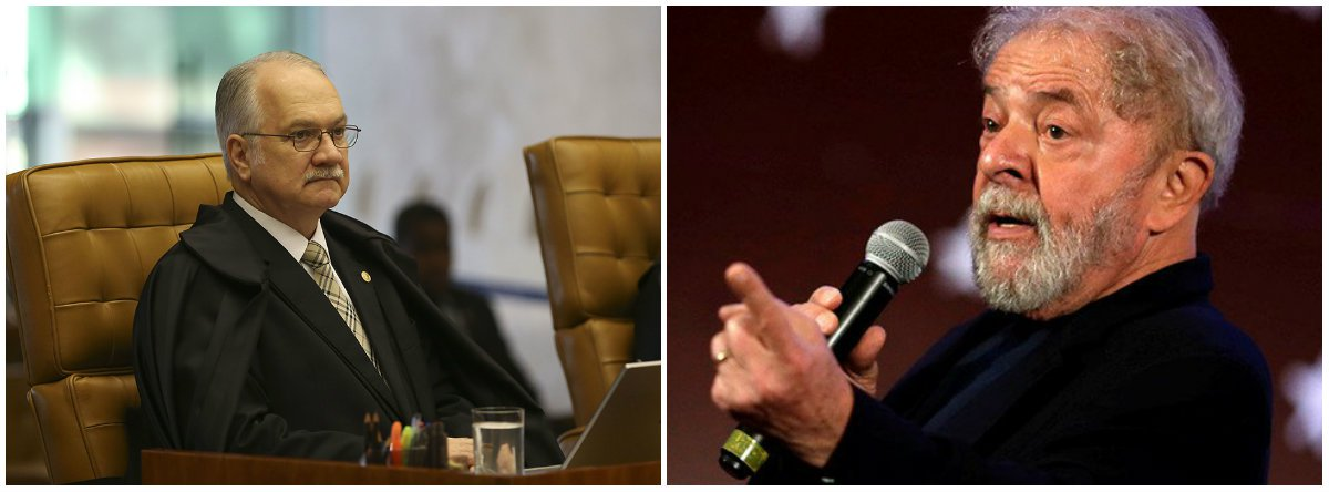 """O ministro do STF Edson Fachin decidiu negar, mais uma vez, habeas corpus protocolado pela defesa do ex-presidente Lula para evitar a execução da pena após o julgamento definitivo da condenação pelo TRF4; o ministro também rejeitou solicitação dos advogados para que o pedido seja pautado na Segunda Turma da Corte ou no plenário do STF; """"Partindo da premissa da jurisprudência consolidada sobre o tema, não há estribo legal para este relator suscitar a apresentação em mesa, a fim de provocar a confirmação dessa orientação majoritariamente tomada pelo plenário muito antes dessa impetração"""""""