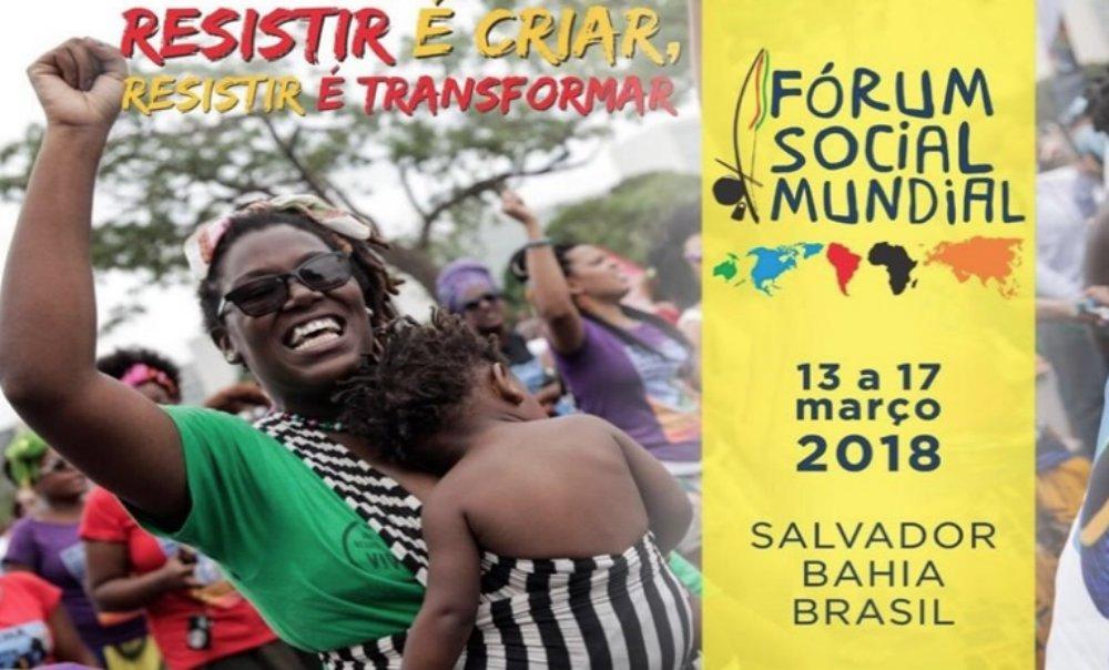 Com mais de 1.300 atividades e um único slogan - resistência -, evento pretende reunir em torno de 60 mil pessoas durante cinco dias