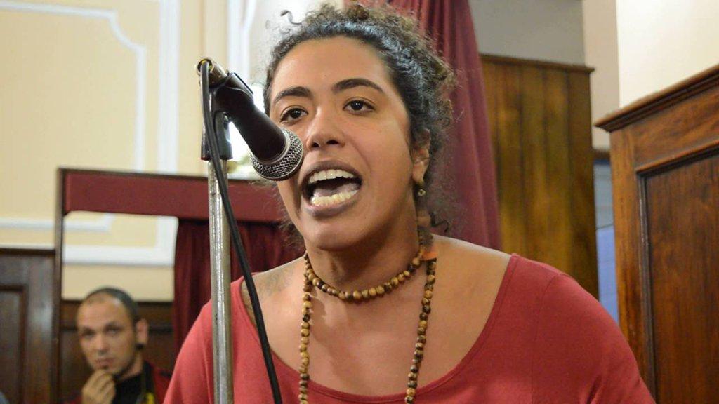 """Companheira de partido da vereadora Marielle Franco (PSOL-RJ), a historiadora Talíria Petrone afirmou que a amiga """"até então nunca tinha se queixado em conversas, ou mesmo em eventos do partido, de que teria sofrido qualquer tipo de ameaça, seja verbal, por telefone ou pelas redes sociais""""; Talíria não descartou, no entanto, que o trabalho e a militância da amiga possam ter sido a causa do homicídio"""