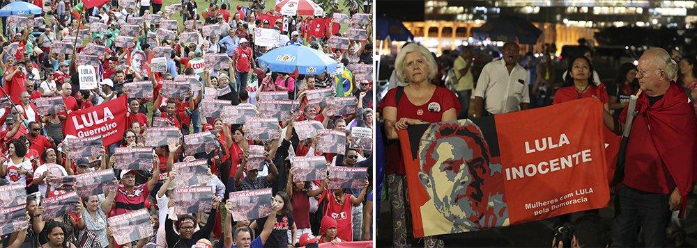 """""""É preciso que se entenda, de uma vez por todas, que as nossas oligarquias nunca tiveram compromisso real com a democracia e com o país. Têm compromisso real e histórico apenas com seus bolsos e seus interesses de curto prazo. Vinham respeitando, até certo ponto, a liturgia democrática, mas não a sua substância. No desmantelamento da democracia brasileira, respeitavam os ritos e os prazos do impeachment, mas não o fundamento da soberania popular e o respeito às garantias constitucionais"""", avalia o sociólogo Marcelo Zero, colunista do 247, ao comentar a decisão do STF contra o ex-presidente Lula"""