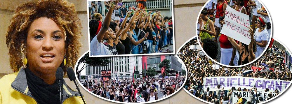"""""""Marielle não foi morta por ser vereadora do PSol, mas porque era vereadora do PSol que enfrentava o sistema onde ele manifesta a sua face mais criminosa: lá onde estão os pobres, onde estão as periferias. Pode-se ser radical nos parlamentos, nas universidades, mas não nas periferias. Não junto aos pobres"""", avalia o colunista do 247 Aldo Fornazieri; para ele, os líderes da esquerda precisa dizer ao País quenão admitem mais o desmantelamento de direitos; """"Precisam dizer que os brasileiros não suportam mais a desigualdade, a injustiça e a violência contra o povo e os pobres. Precisam dizer que não aceitarão mais a violação da ordem constitucional pelo próprio Judiciário. Se fizerem isto, estarão prestando a homenagem que Marielle merece"""""""