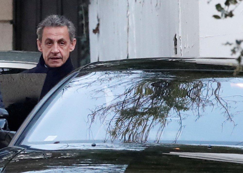Ex-presidente francês Nicolas Sarkozy 21/03/2018 REUTERS/Benoit Tessier