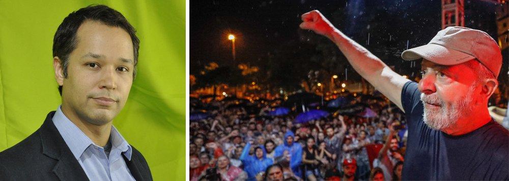 """Stoppa observa uma mudança de narrativa sobre os próximos passos de Lula: """"antes não se tocava no assunto da possibilidade da candidatura do ex-presidente, agora já usam a prerrogativa da liminar como possibilidade""""; Assista a íntegra"""