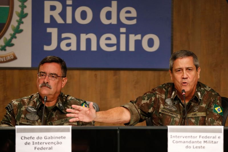 Os militares interventores não entendem a obrigação que pessoas públicas e autoridades têm de prestar contas de seus atos à sociedade