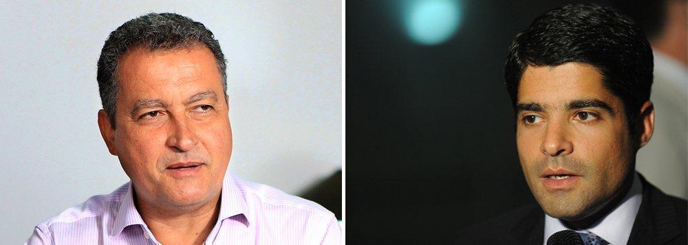 O governador da Bahia, Rui Costa, sempre muito comedido, fez um discurso histórico e duro contra o governo Temer e repleto de indiretas ao prefeito de Salvador e seu provável adversário na disputa da reeleição, ACM Neto; confira