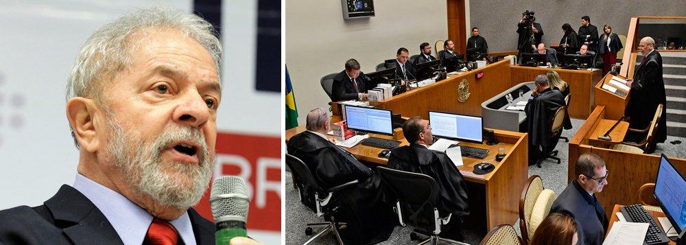 """""""No STJ Lula sofre mais um '7x1'. A esquerda grita num dia que é golpe e no outro acha que vai ganhar algo no judiciário.Rasgaram a Constituição e agora vão devolver o poder ao ex-presidente? Não faz nenhum sentido, é beabá numa aula de lógica para alunos do ensino fundamental. Lula não será candidato. Será preso, mesmo que solto depois por um habeas corpus no STF"""", analisa o colunista Ricardo Cappelli; """"Será curioso ver a esquerda no palanque de Alckmin no segundo turno contra o fascismo. É esta a dura realidade. Fechar os olhos e ficar com bravatas não vai nos salvar"""", critica"""