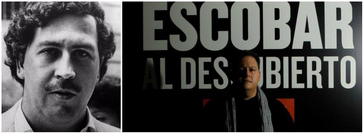 """Cansado de verfilmes, séries e novelas que """"glorificam"""" a figura de Pablo Escobar, Juan Pablo, filho do fundador do cartel de Medellín, produziu dois documentários e escreveu dois livros sobre seu pai, além de percorrer o mundo fazendo conferências sobre o narcotraficante; """"Lucrei com o nome do meu pai, mas tenho mais direito a isso do que a Netflix"""", afirmou ele; """"Sendo o filho de Pablo Escobar, tenho um pouquinho de direito de fazer dinheiro com ele, o mesmo que a Netflix - que dedicou a Escobar a série 'Narcos'-, mas eu o faço de forma mais responsável"""""""