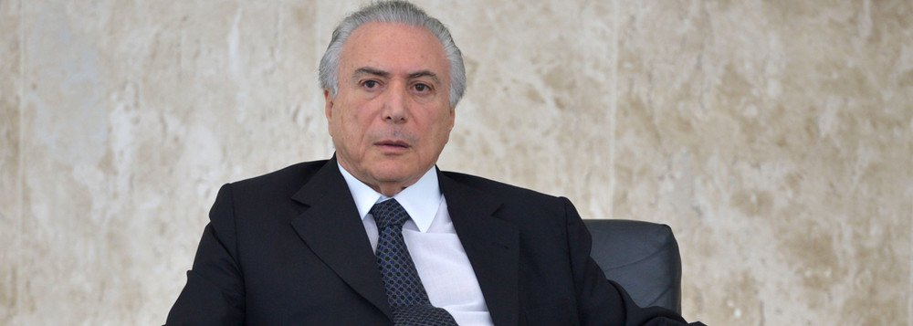Brasília - O presidente em exercício, Michel Temer, recebe em cerimônia no Palácio do Planalto, cartas credenciais de seis embaixadores. (José Cruz/Agência Brasil)