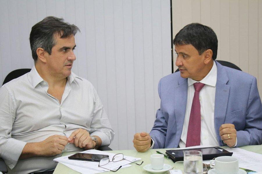 Uma reunião nesta sexta-feira (9) entre o governador Wellington Dias (PT) e o senador Ciro Nogueira (PP) definirá quem será o candidato a vice-governador na chapa para as eleições de 2018; os Progressistas querem definir a participação do partido na chapa do governador