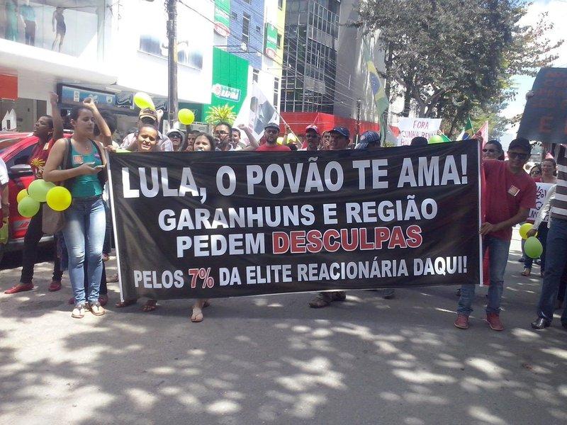 Senadores do PT, como Lindberhg Farias e Gleisi Hoffmann, dentre outros acólitos petistas clamam pela união entre as Esquerdas, porém a união tem que ser em torno de Lula