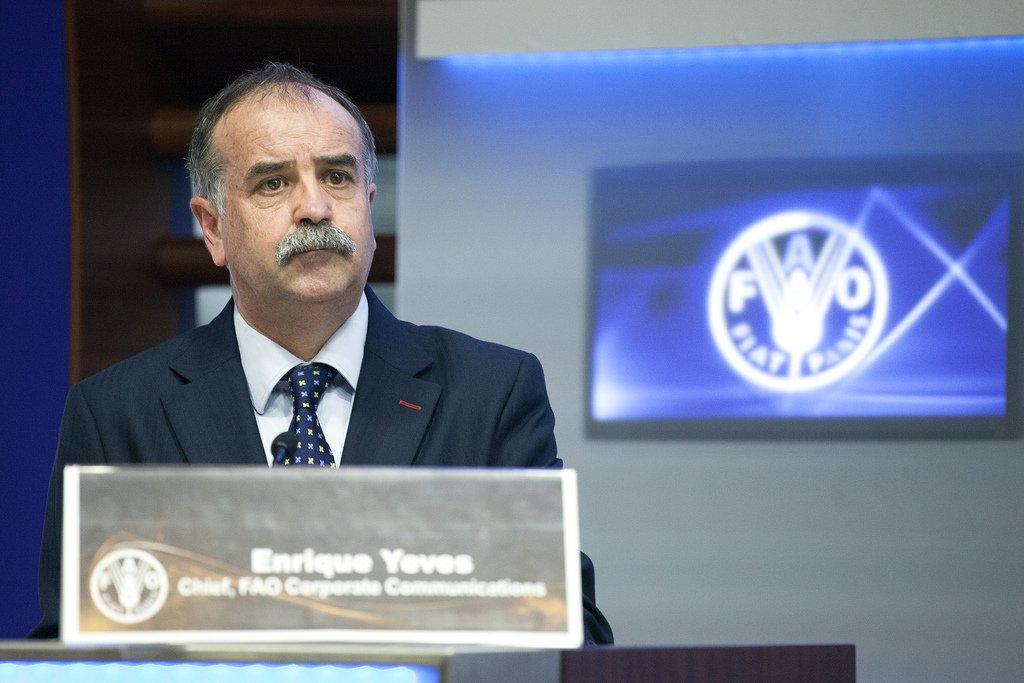 O diretor de comunicação da FAO (Organização das Nações Unidas para a Alimentação e a Agricultura), Enrique Yeves, lamentou, por meio de mensagem em uma rede social, a ausência do ex-presidente Lula em evento da agência na Etiópia