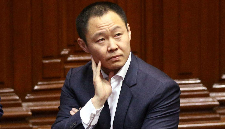 Kenji Fujimori, filho do ex-presidente do peru Alberto Fujimori