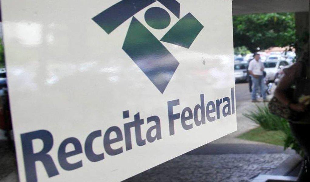 Arrecadação do governo federal fechou 2017 a R$ 1,342 trilhão, aumento real de 0,59% e no melhor resultado em dois anos, segundo dados da Receita Federal