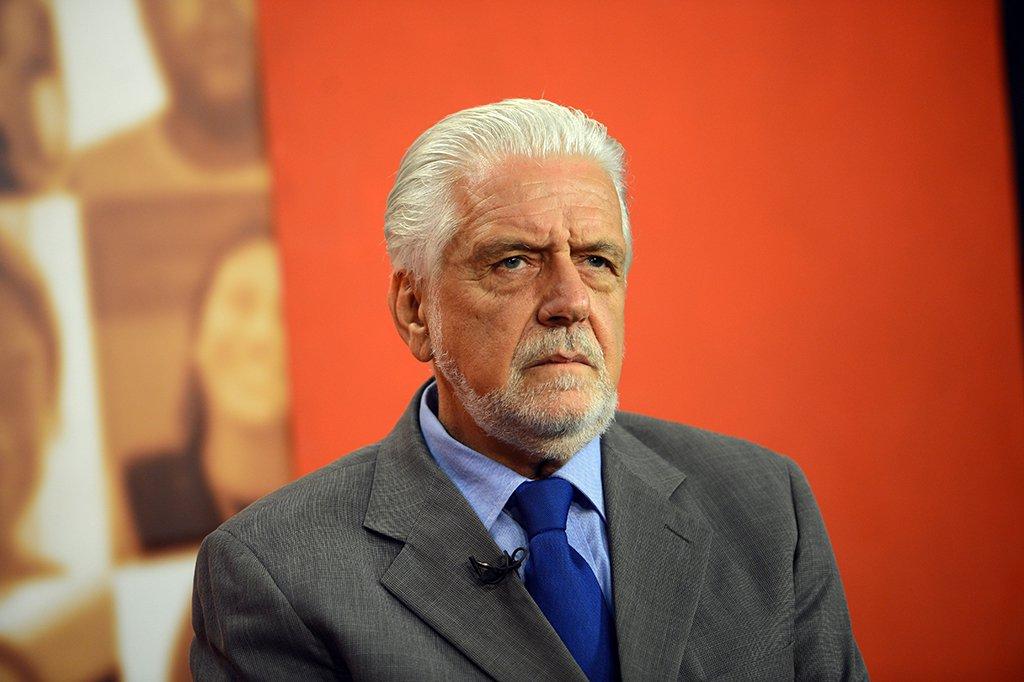 Brasília - O ministro Jaques Wagner, participa do programa Espaço Público, da TV Brasil (Elza Fiúsa/Agência Brasil)