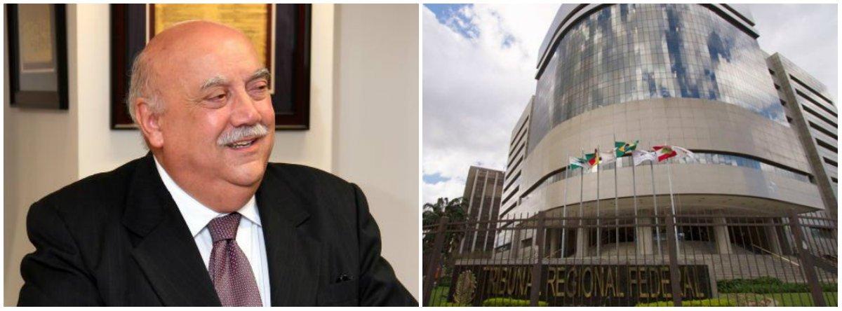 É com grande pesar que a Direção do Foro da Seção Judiciária do Paraná comunica o falecimento, no final da tarde destaquarta-feira (28/2), do desembargador federal Amaury Chaves de Athayde, do TRF4; com 72 anos de idade, o magistrado atuava na Turma Suplementar do Paraná desde agosto de 2017