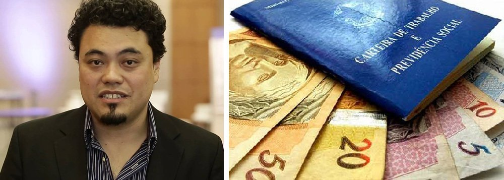 """""""O salário mínimo passou de R$ 937,00 para R$ 954,00 com a virada do ano. Caso tivesse sido reajustado pela regra prevista em lei – a inflação mais a variação positiva do PIB (se houvesse, claro), teria ido a R$ 956,00"""", lembra o jornalista Leonardo Sakamoto;ele afirma que R$ 2 fazem diferença """"para cerca de 47,9 milhões de pessoas, entre aposentados e pensionistas, empregados com carteira assinada, trabalhadores autônomos e trabalhadoras empregadas domésticas, entre outros, que têm sua rendimento referenciado no mínimo, segundo estimativa de 2017 do Dieese"""""""