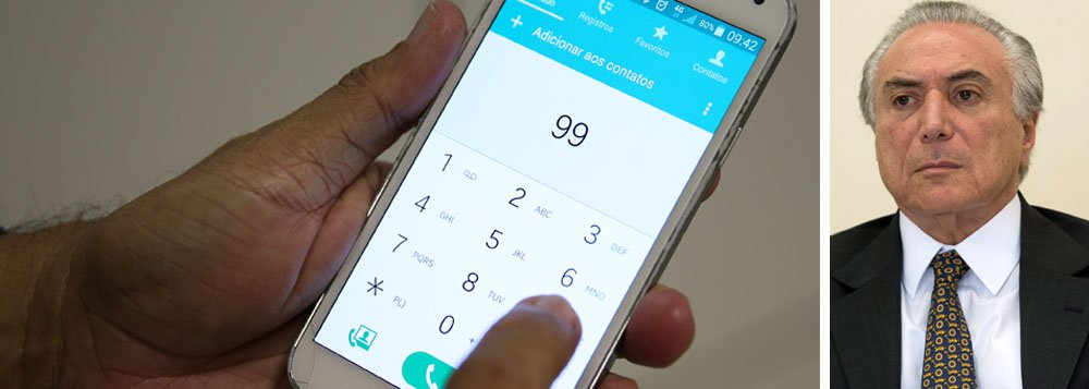 Recessão do governo Michel Temer, que já deixou mais de 13 milhões de brasileiros desempregados, fez com que o número de linhas telefônicas móveis registrasse redução de 7.578.808 em 2017, uma queda de 3,11%, segundo dados da Agência Nacional de Telecomunicações (Anatel); de acordo com a Anatel, o país fechou o ano com 236.488.548 linhas em operação