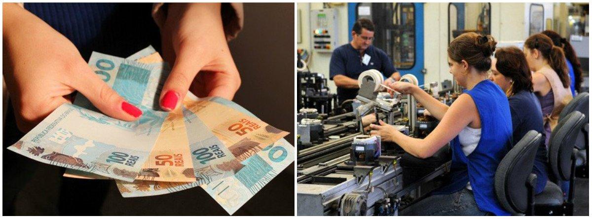 """O Banco Mundial afirma que o salário mínimo no Brasil atingiu um alto patamar que incentiva a informalidade; de acordo com a instituição, a fórmula de reajuste deve ser revista e considerar indicadores de produtividade do trabalhador; """"As restrições das leis trabalhistas às empresas e o alto (e crescente) valor do salário mínimo têm o potencial de limitar as oportunidades de trabalho formal - principalmente para os jovens em busca de emprego"""", diz o relatório """"Emprego e Crescimento - A Agenda da Produtividade"""""""