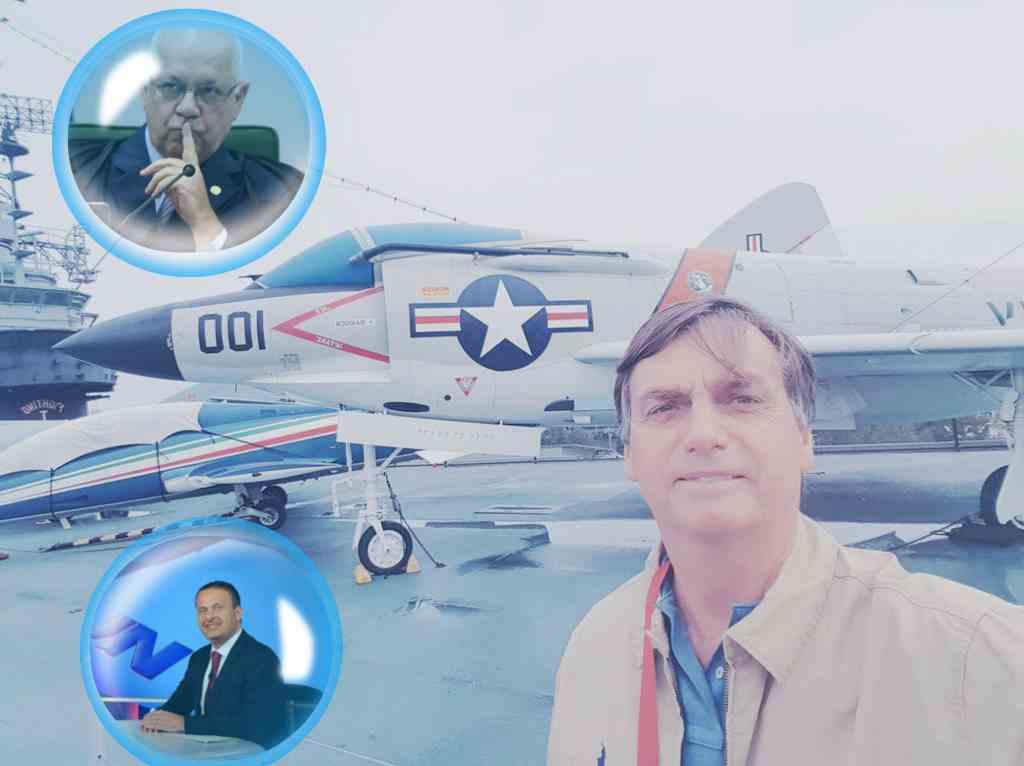 O deputado Jair Bolsonaro (PSL-RJ) jura de pés juntos que não viajará de jatinho particular durante a campanha presidencial. Ele teme o mesmo destino que teve o socialista Eduardo Campos, em 2014, e o ministro do STF Teori Zavascki, no início de 2017, ambos mortos em quedas de avião