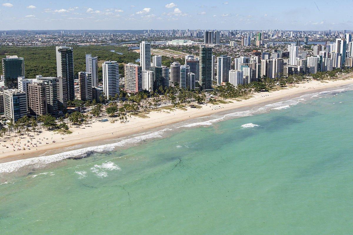 Praia do Pina, Recife