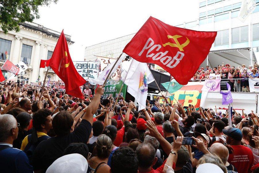 É indispensável persistir nos esforços pelo fortalecimento político, ideológico, orgânico, de massas e eleitoral do PCdoB, em unidade com outros setores consequentes da esquerda
