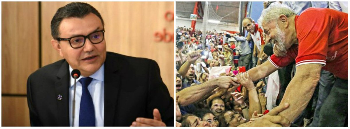 """Embora tenha apoiado o golpe de 2016 contra a presidente Dilma Rousseff, o PSB divulgou nota condenando a manipulação do Poder Judiciário para impedir que a candidatura do ex-presidente Lula; ou seja: mais uma força política alerta o TRF-4 para os riscos de se destruir a democracia brasileira a partir de uma condenação sem provas; de acordo com o texto, """"o tribunal político mais adequado, em uma democracia, é o voto popular, em eleições livres"""""""