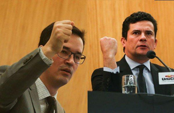 Esse Partido Midiático da Justiça está se tornando o que há de mais perigoso no Brasil. Mais perigoso do que organizações fora de lei, porque eles impõe a lei. E eles têm a proteção do Estado e o direto de executar penas