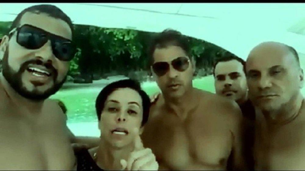 """Editor do Tijolaço diz que sentiu vergonha do vídeo de Cristiane Brasil: """"que não se perca pelo nome, é um retrato do Brasil de hoje, entregue a uma camada imbecilizada, escolarizada mas não educada, grosseira, agressiva e patética"""""""